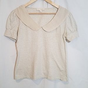 Knit Anthropologie top